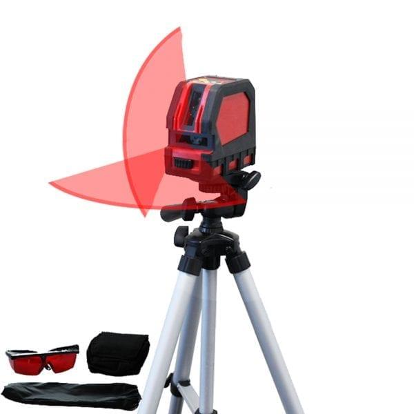 EL501 Cross Line Laser Level