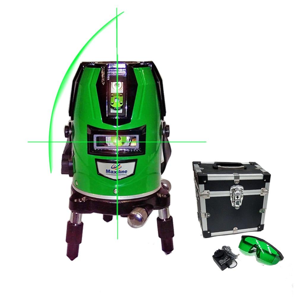2v1h Green Beam Self Levelling Cross Line Laser Level
