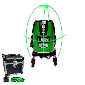 4V1HG Green Beam Multi-line Laser Level