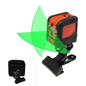 1V1HG Green Beam Cross Line Laser Level