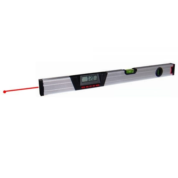 MDL60R Digital Spirit Level with Laser Dot