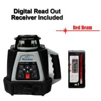 GSW201DLD100 Self Leveling Red Beam Rotary Laser Level