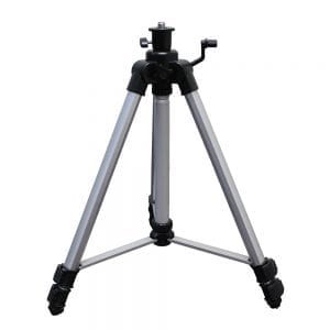 1.66M 5/8″ Thread Laser Tripod for Laser Level Dumpy Level w Carry Bag