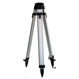 1.73M Domed Aluminium Tripod for Rotating Rotary Laser level Dumpy Level